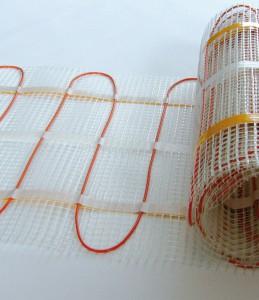 Cable chauffant de rénovation