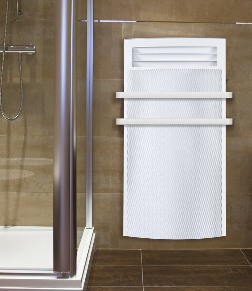 Radiateur sèche-serviettes Azuréo Sdb